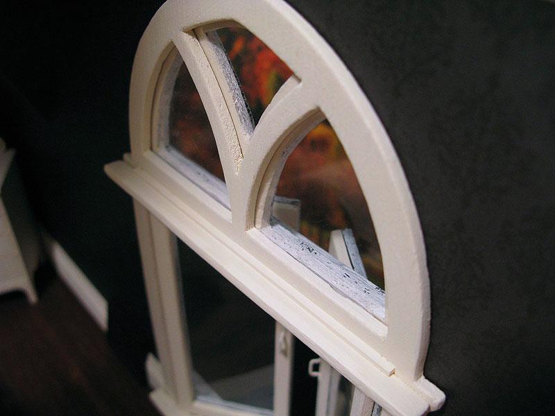 Изготовление арочных окон своими руками 39